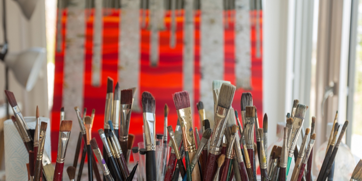 JuliaChristie_paintbrushes